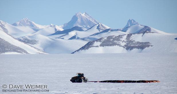 Leverette Glacier