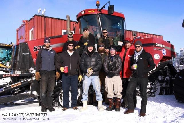 Top- left to right Coaltrain, Buck, Fortner Bottom - left to right Lower: Erick, Mark, Bill, Pete, Tom, Me, Jeff